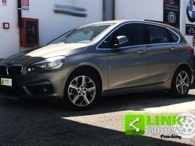 usata BMW 218 Active Tourer Serie 2 d Cambio automatico, Uniproprietario, Tagliandi certificati