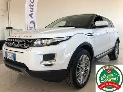 usado Land Rover Range Rover evoque 2.2 TD4 5p. Dynamic