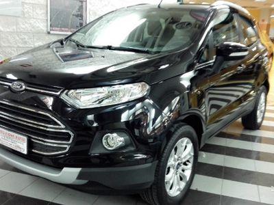 used Ford Ecosport 15tdci 95cv Titanium sony 2017