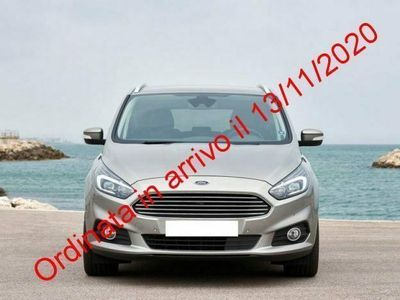 usata Ford S-MAX 2.0 EcoBlue 190CV Start&Stop Aut. ST-Line Busines