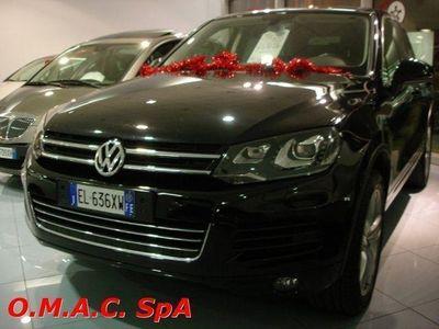 brugt VW Touareg 3.0 TDI 245 CV tiptronic BlueMotion Techn. Executi