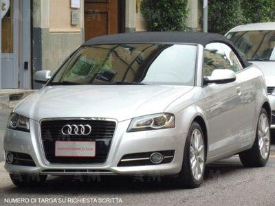 usata Audi A3 Cabriolet 1.6 TDI AMBITION XENO