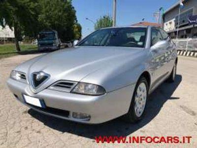 usata Alfa Romeo 166 2.4 JTD cat Distinctive Diesel
