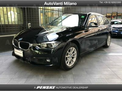 usata BMW 316 Serie 3 Touring Serie 3 (F30/F31) d Touring Business Advantage