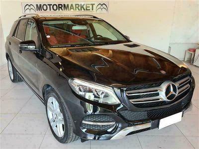usata Mercedes GLE350 D 4matic Sport