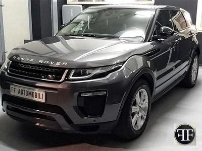 usata Land Rover Range Rover evoque 2.0 TD4 180 CV 5p. Bu