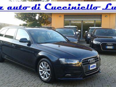 usata Audi A4 avant 2.0 tdi 136 cv ultra business