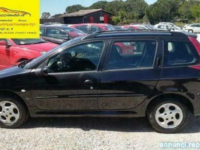 usata Peugeot 206 MECCANICAMENTE PERFETTA GPL OPZIONALE