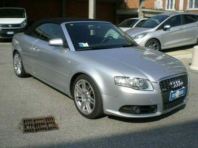 usata Audi A4 Cabriolet 1.8 T AUTOMAT S-LINE SOLO 116.000 KM !