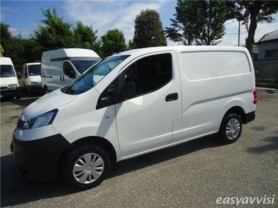 usado Nissan NV200 EURO 5 CON FAP