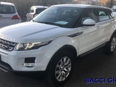 used Land Rover Range Rover evoque 2.2 TD4 5p. Pure Tech Pack rif. 10858772