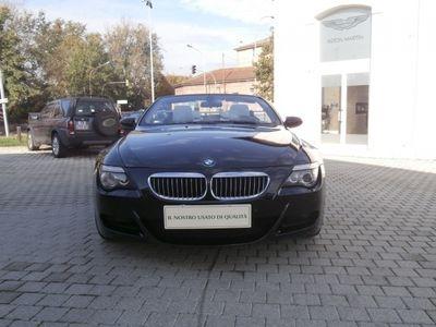 usata BMW M6 Cabriolet cat