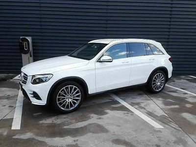 usado Mercedes GLC250 d 4Matic Premium