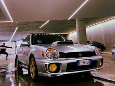 usata Subaru WRX 2002