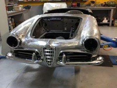 usata Alfa Romeo Giulia Spider 1600 RESTAURO TOTALE Caponago