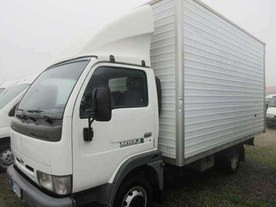 usata Nissan Cabstar 3.5.12 furgone in alluminio unico proprietario