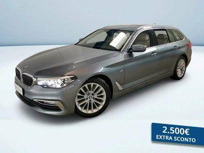 usata BMW 530 Serie 5 Touring d Touring xdrive Luxury 265cv auto