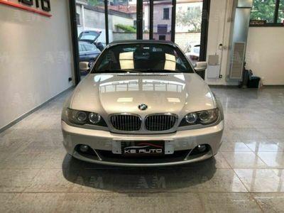 usata BMW 318 Cabriolet 318Ci (2.0) cat All Seasons