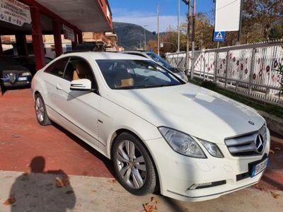 usata Mercedes 250 CDI Coupé BlueEFFICIENCY Executive