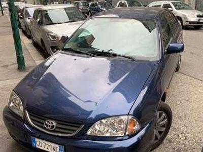 usata Toyota Avensis 1.6i 16V cat Euro