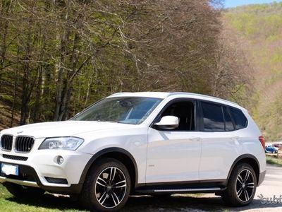 usado BMW X3 xdrive 184cv led -aut-nav-telec-2014