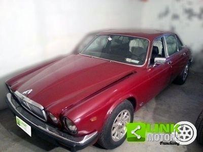 usata Jaguar XJ6 4.2, anno 1979, targa e documenti originali, perfetta