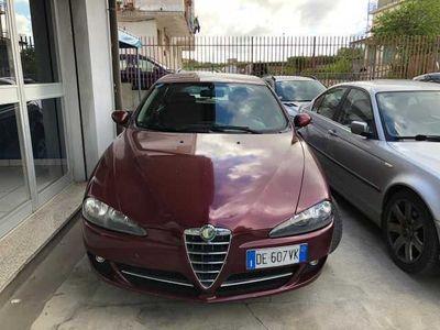 usata Alfa Romeo 147 1.9 JTD (120) 5 porte Progression del 2007 usata a San Gregorio d'Ippona