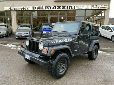 usata Jeep Wrangler 2.5 Sport GPL