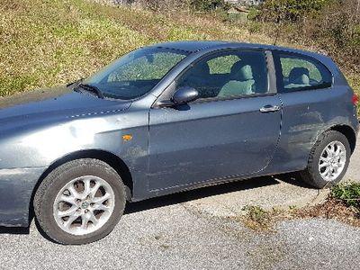 usado Alfa Romeo 147 interni pelle trattabile 500