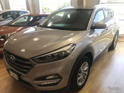 used Hyundai Tucson 1.7 CRDi Comfort