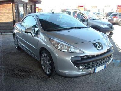usata Peugeot 207 CC 1,6 16V ALLURE