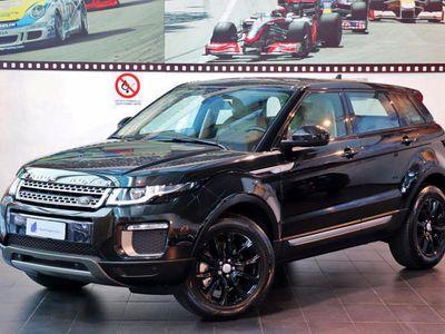 """usata Land Rover Range Rover evoque 2.0 TD4 150cv SE - PELLE ALMOND/CERCHI 18"""""""