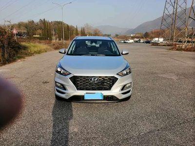 usata Hyundai Tucson 1.6 CRDi XTech