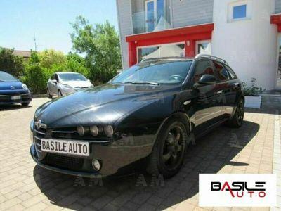 usata Alfa Romeo 159 -SportWagon - 1.9 JTDm 150CV Distinctive Q-Tronic GANCIO TRAINO