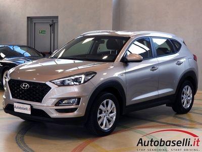 usata Hyundai Tucson 1.6 CRDI XTECH 116CV EURO6D-TEMP