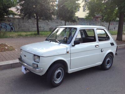 usado Fiat 126 650 Base ORIGINALE - ASI