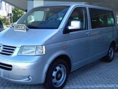 brugt VW Multivan 2500TDI 174HP TIPTRONIC AUTOCARRO