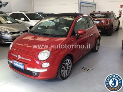 usata Fiat 500C 500C1.3 mjt 16v Lounge 75cv
