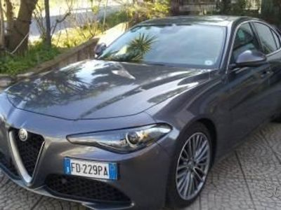 gebraucht Alfa Romeo Giulia (2016) - 2017