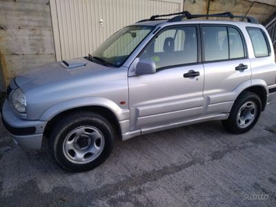 brugt Suzuki Grand Vitara 2ª - 2001