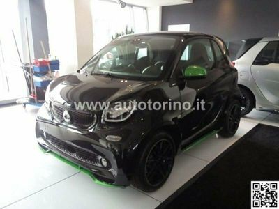 usata Smart ForTwo Electric Drive fortwo electric drive sale&care coupé