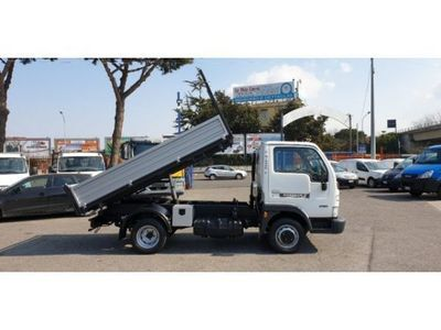 used Nissan Cabstar 35.13 RIBALTABILE TRILATERALE EURO 3