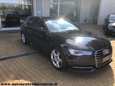 usata Audi A6 Avant 2.0 TDI 190CV ultra S tronic S line Full