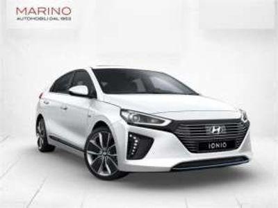 usata Hyundai Ioniq 1.6 Plug-in Hybrid DCT Prime Elettrica/Benzina