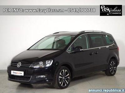 usata VW Sharan 1.4 TSI IQ.DRIVE 7 POSTI NAVI ACC 17´´ Benzina