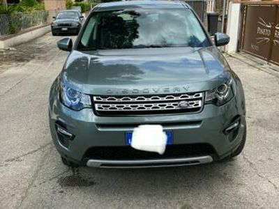 usata Land Rover Discovery Sport - 2016
