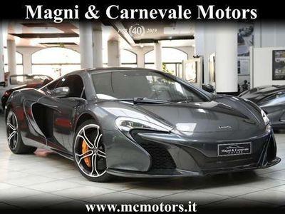 usata McLaren 650S Coupe SPECIAL PAINT - CARBON PACK - PRONTA CONSEG rif. 7542127