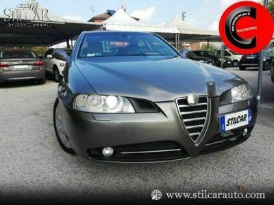 usata Alfa Romeo 166 2.4 JTD M-JET 20V cat Luxury Grottaminarda
