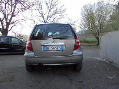 usata Mercedes A170 Elegance Automatica