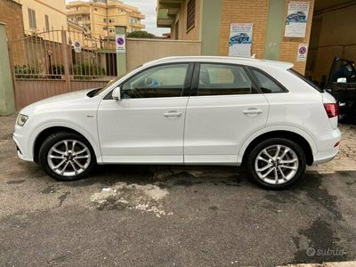 usata Audi Q3 2.0 TDI quattro S-Line